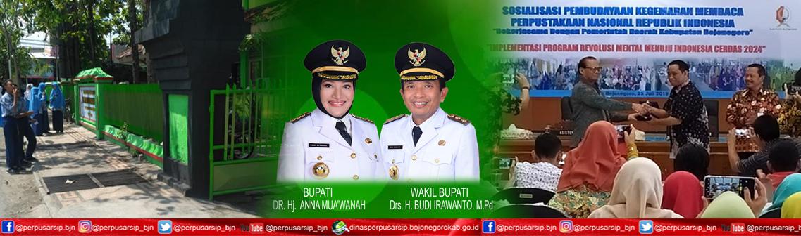 Ayo ke Perpustakaan<BR>Jl Patimura No 1a Sumbang Bojonegoro